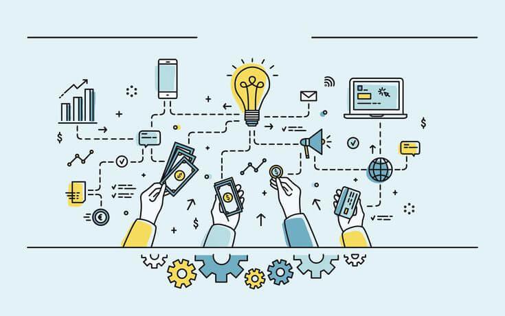ICO двигает технологии в массы