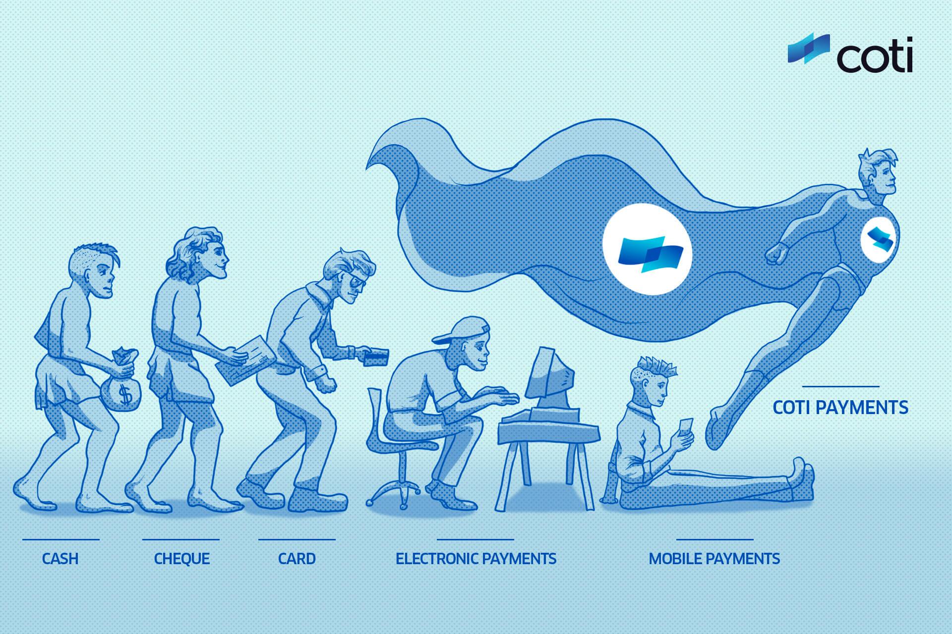 COTI — цифровая валюта, специально созданная для платежей