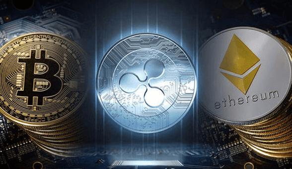 Прогноз цен: Bitcoin, Ethereum и Ripple