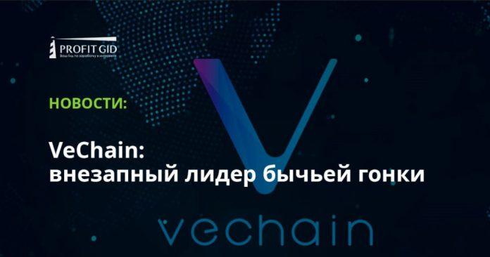 VeChain: внезапный лидер бычьей гонки