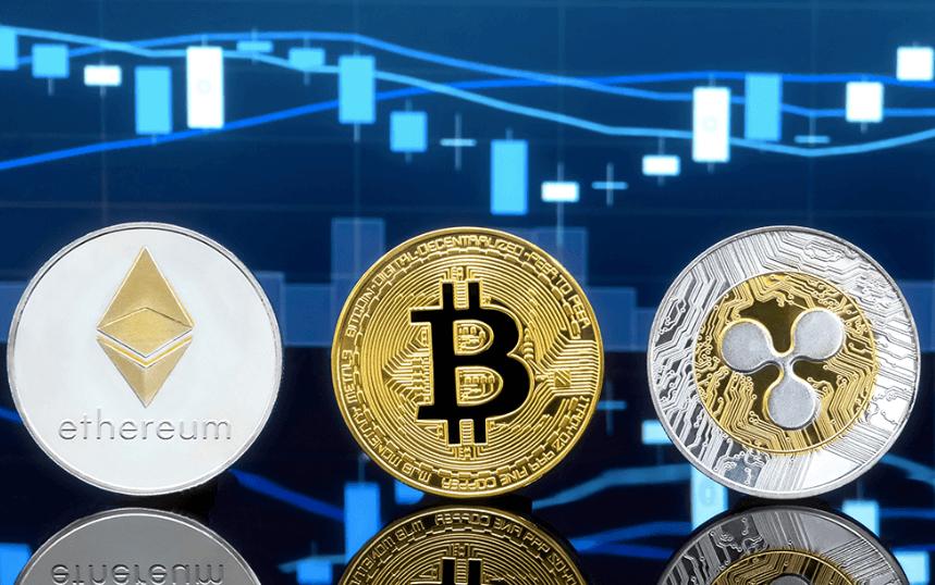Прогноз цен на топ-3 криптовалют