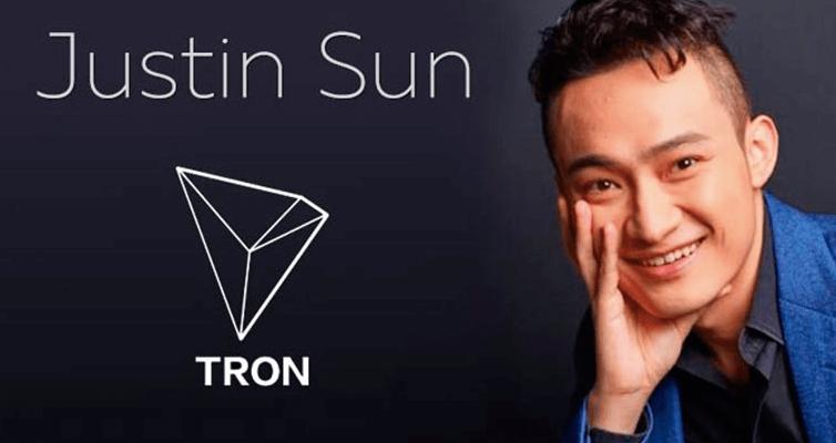 Джастин Сан выбрал Bitcoin и Ethereum в качестве своих фаворитов