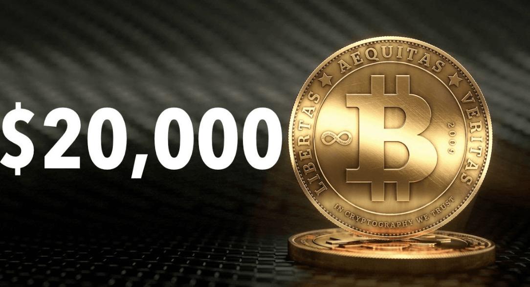 В этот день год назад цена Bitcoin достигла рекордной отметки в  000