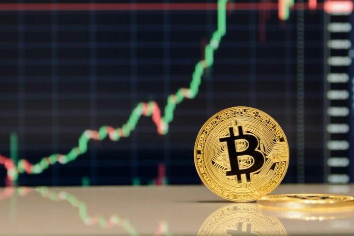 Цена BTC впервые с июля 2018 года преодолела отметку в ,000