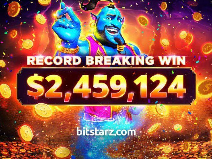 В BitStarz новый рекорд: игрок сорвал 2,4 млн долларов в Azarbah Wishes!
