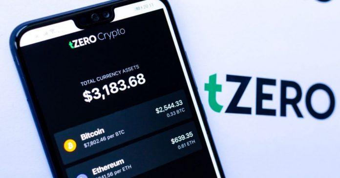 Приложение tZERO теперь доступно и для держателей Android-устройств