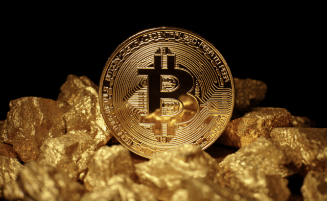 Bloomberg: корреляция между Bitcoin и золотом удвоилась за последние 3 месяца