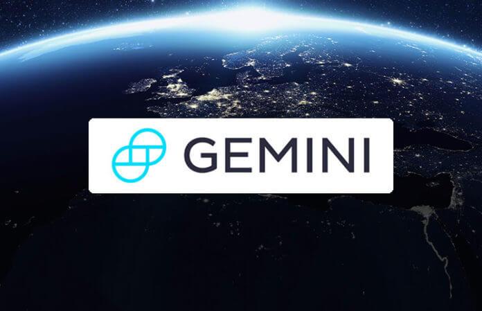 Крипто-биржа Gemini присоединилась к сети Silvergate