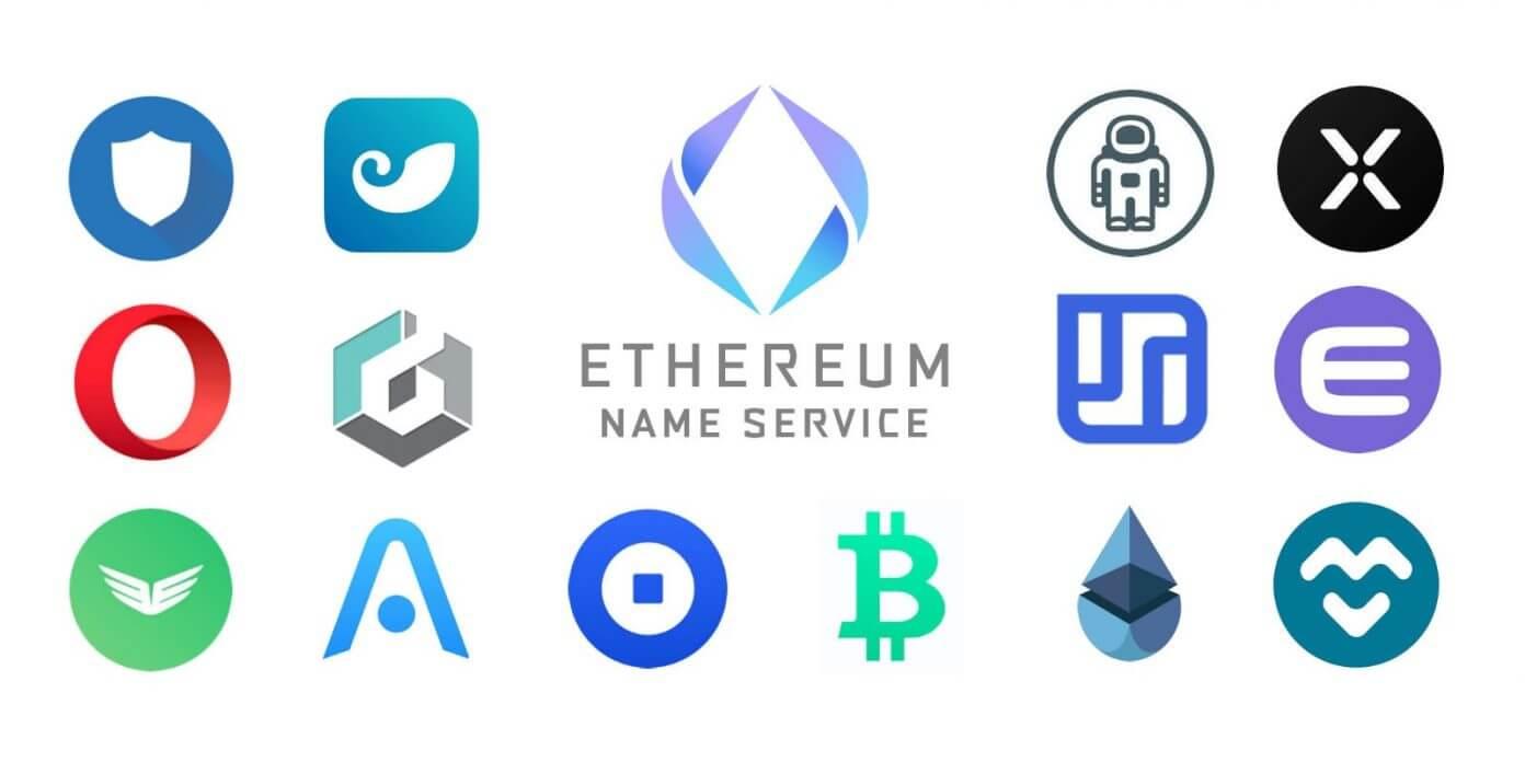 Ethereum Name Service объявил о поддержке новых монет и интеграции с 15 кошельками