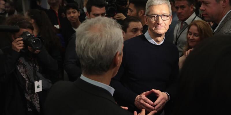 Apple не будет создавать собственную цифровую валюту
