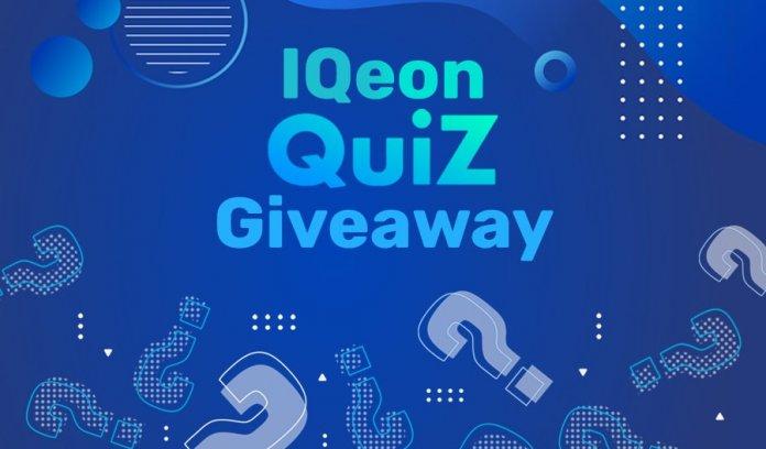 Выиграй до 1000 IQN в новой интеллектуальной игре от IQeon