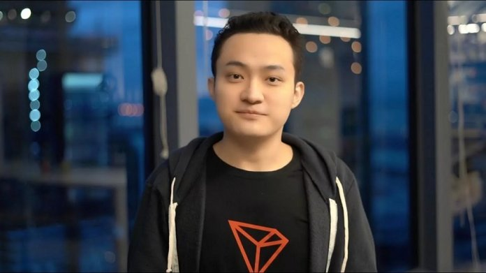 Джастин Сан готовит «секретный» проект и собирается привлечь 100 миллионов пользователей