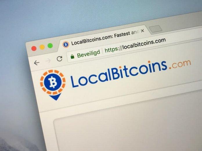Сервис LocalBitcoins прекратил обслуживание некоторых стран