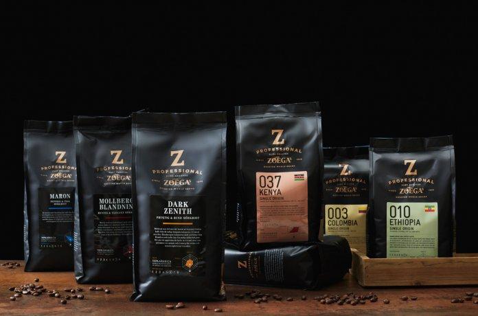 кофе Zoégas