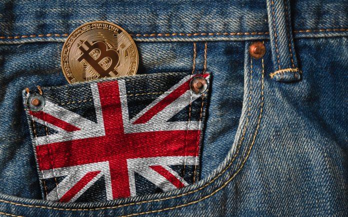 Криптовалюты в Великобритании
