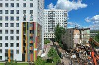 Стоимость московского жилья в домах под снос растет