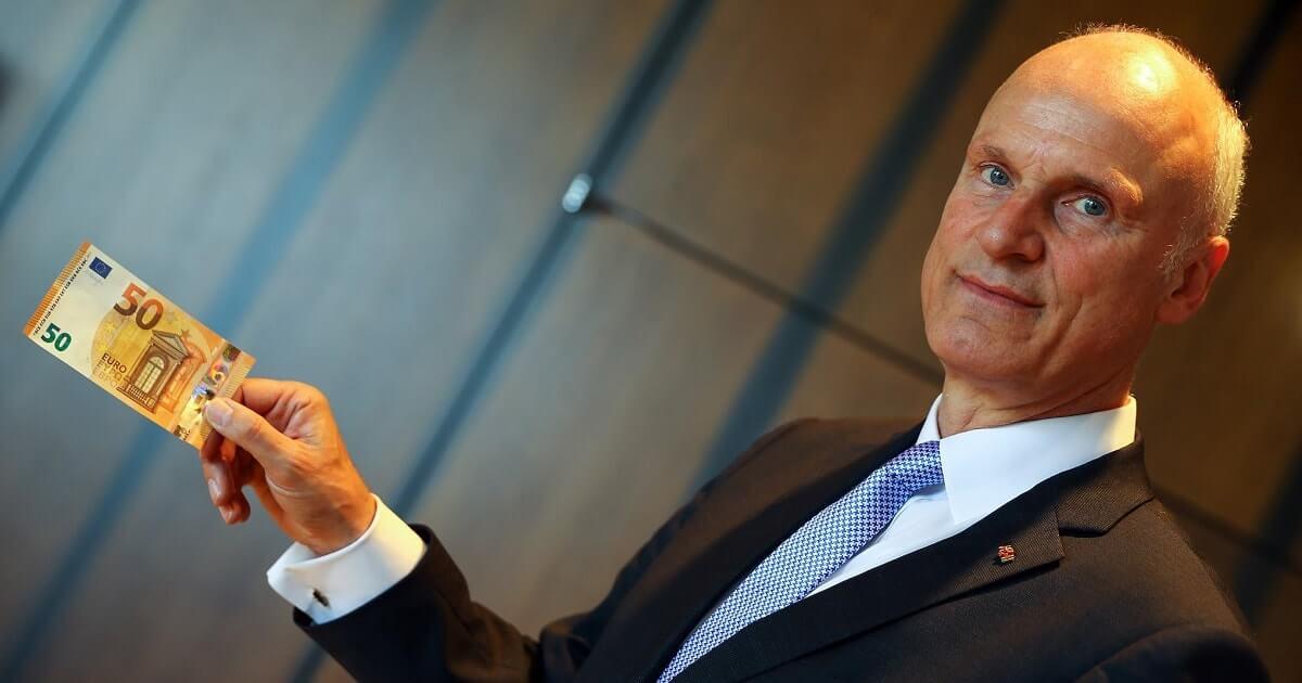 Еврозона не будет вводить криптовалюты на основе фиатных денег