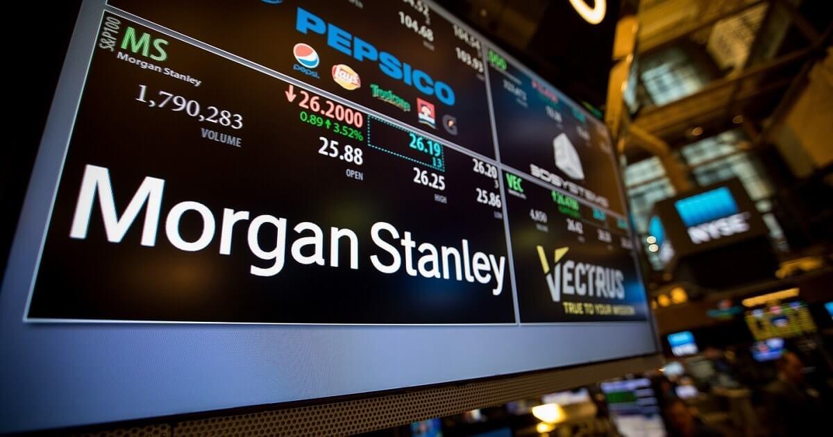 Morgan Stanley: реальная цена Биткоина равняется нулю