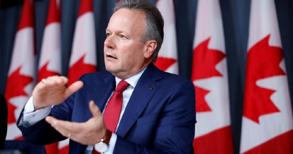 Руководитель Банка Канады: криптовалюты не дают мне уснуть