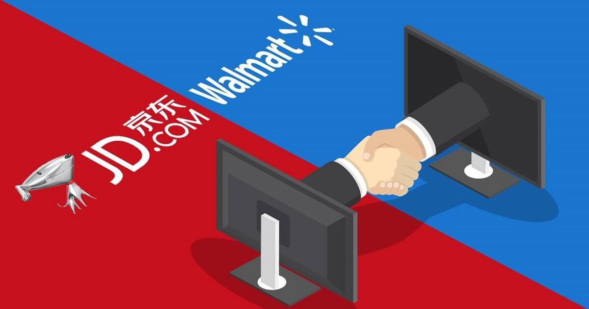 Walmart и JD.com используют блокчейн для отслеживания еды в Китае
